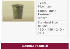 cornice-planter
