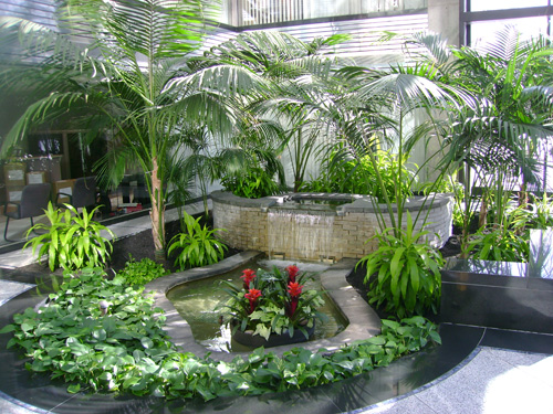Interior Office Landscaping